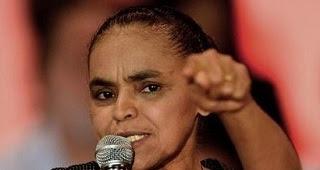 Marina Silva - Guerreira da Sustentabilidade.