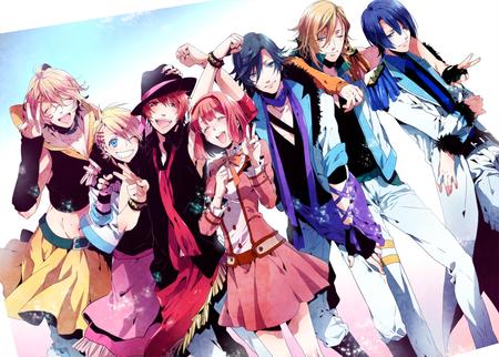 Assistir Uta no Prince-sama: Maji Love 1000% Online