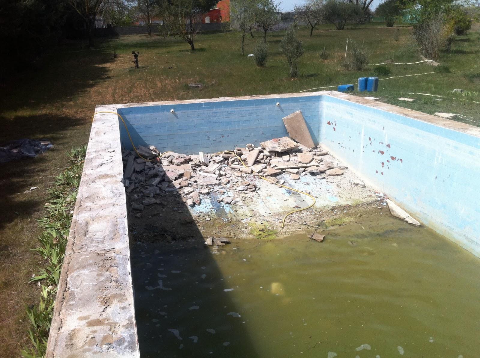 Hacer piscina de obra como hacer una piscina de obra paso for Alberca para riego