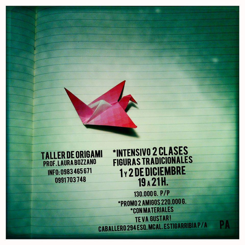 Jopara Blog: Origami en Planta Alta: kabutos, grullas y kusudamas ...