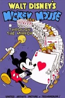Mickey Mouse: Através del espejo ( 1936 ) DescargaCineClasico.Net