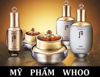 Nuoc Hoa Chanel my pham whoo