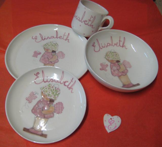 vajilla-infantil-personalizada-artesanal-pintada-mano
