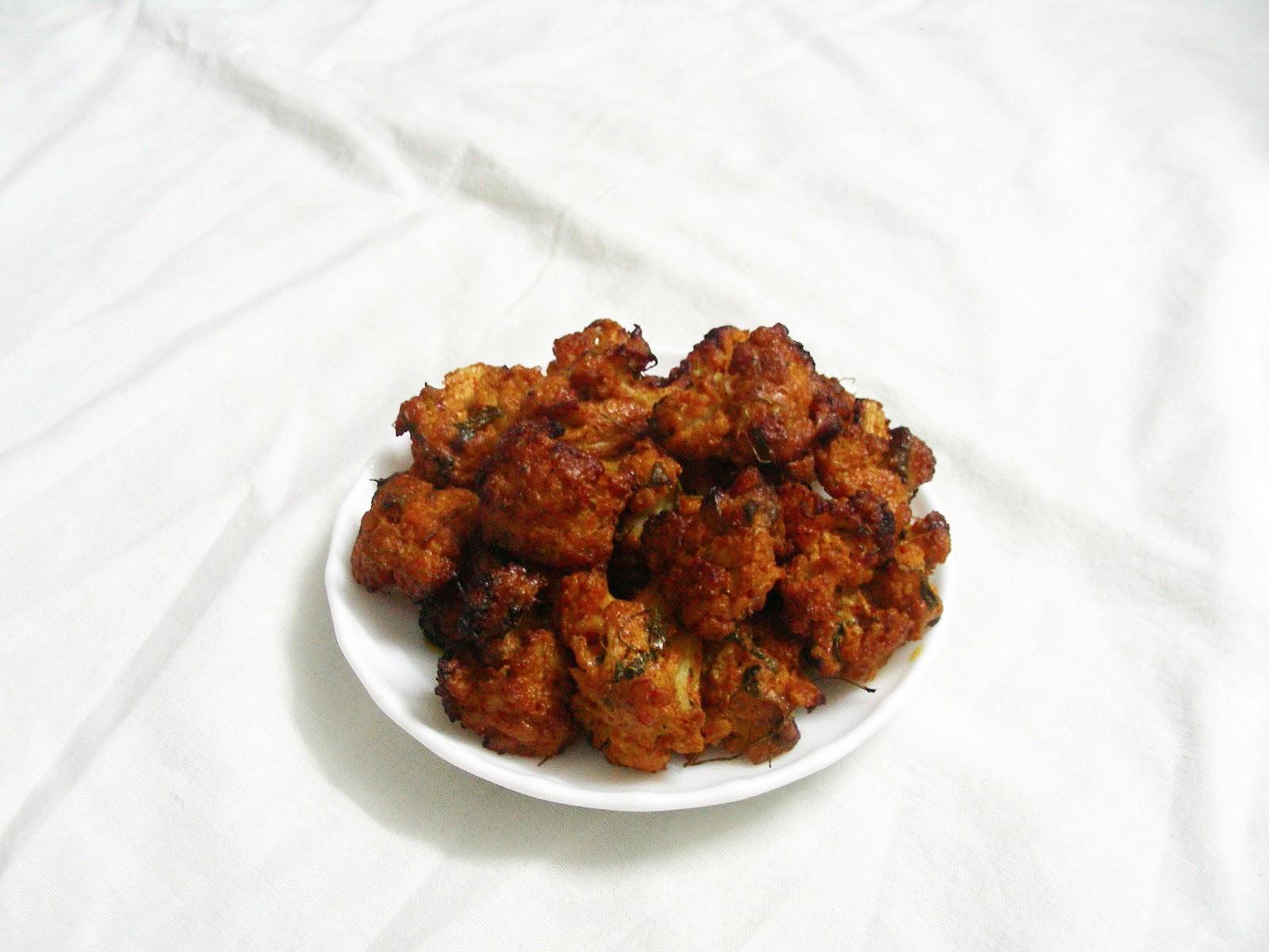 Nimmy's Kitchen: Tandoori Gobi
