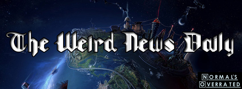 The Weird News Daily