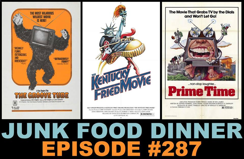 jfd287 the groove tube kentucky fried movie prime time