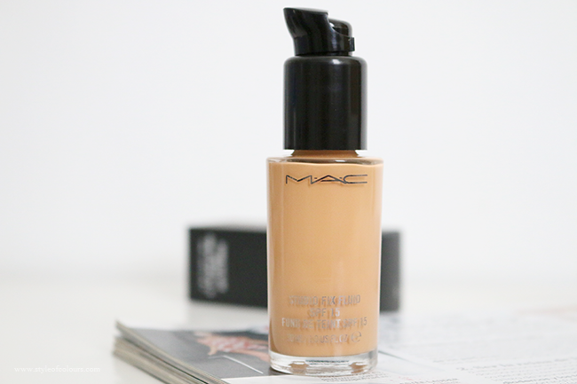 MAC Studio Fix Fluid Review