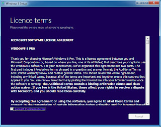 licence for win 8