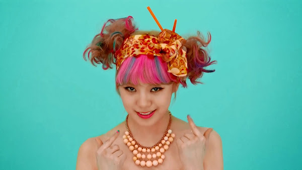 Lizzy Orange Caramel Catallena