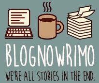 Blognowrimo