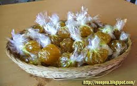 Resep Kue Takjil Ramadhan Dodol Buah Nanas