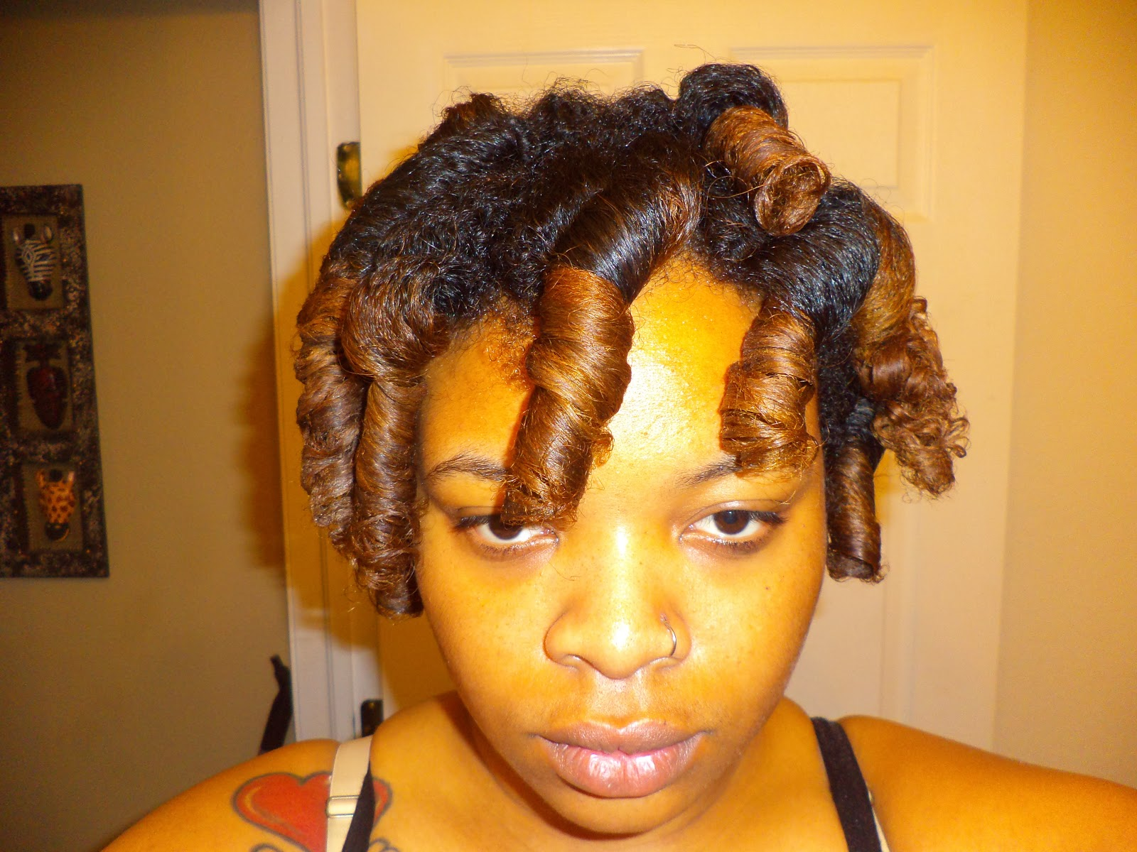 Dry Curl Perm Pics Short Hairstyle 2013