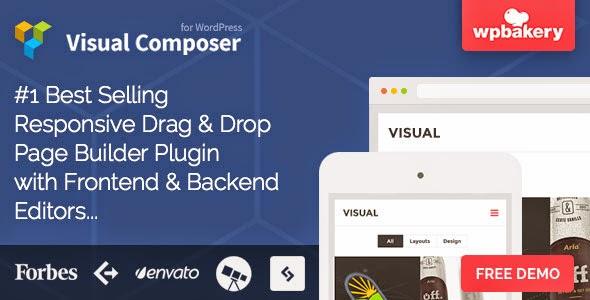 Visual Composer v4.3.3 - Page Builder for WordPress
