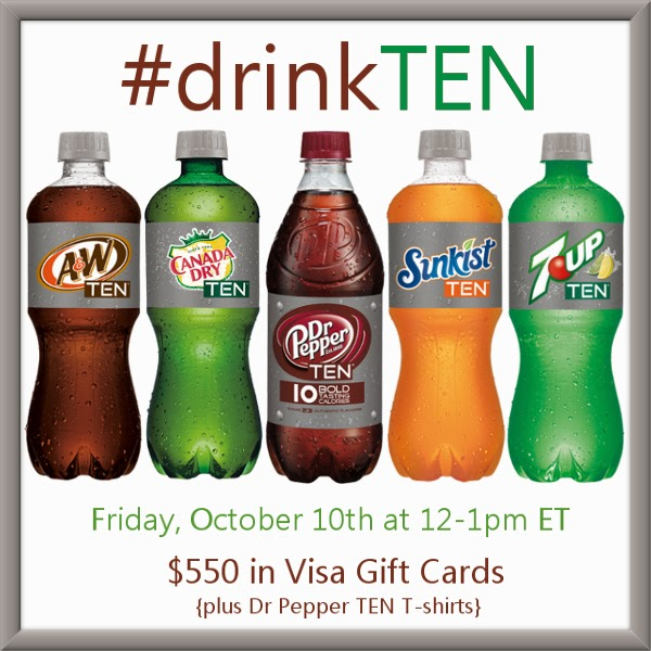 Join Me and RSVP for the #drinkTEN Twitter Party