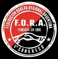 FORA V° Congreso