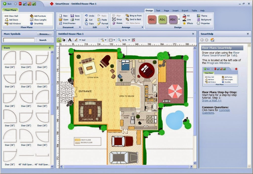Home Furniture Design Software The 3d Spacer Home