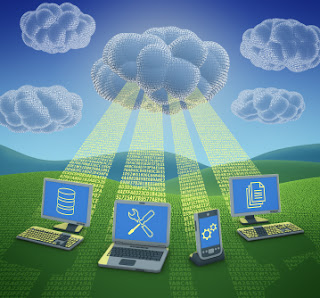 Cloud Computing Basics : Cloud Computing vs. Grid Computing