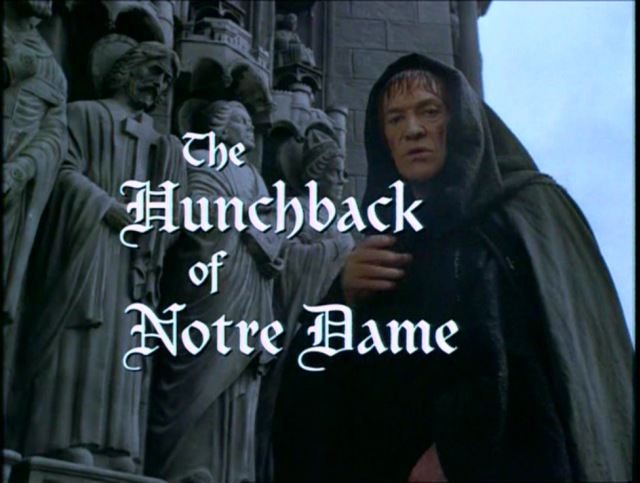 The Hunchback of Notre Dame title