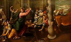 JESUS AGAINST ROBBERS