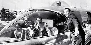 Nixon Family with Walt Disney