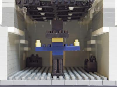 ナノブロックで作ったジャミロクワイ