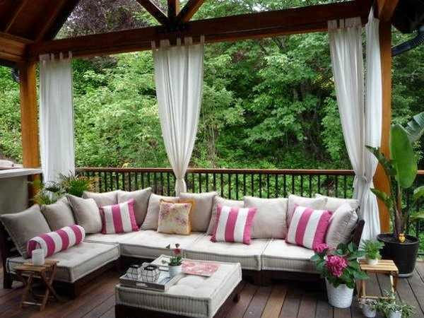 Elegant Outdoor Porch Decorating Ideas