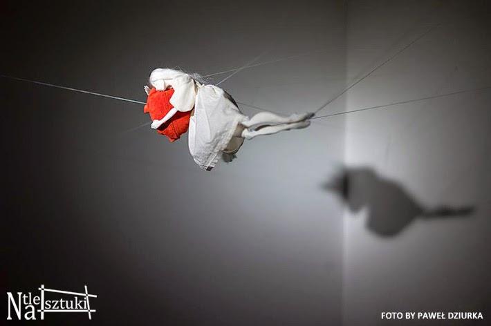 Galeria Jednego Obrazu - wernisaż Agaty Rzeźnik. 19.12.2013