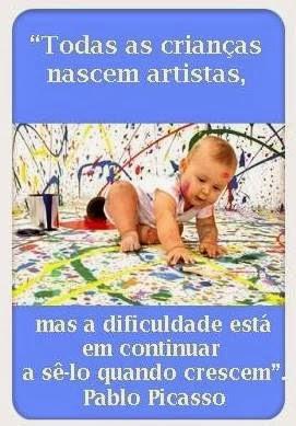 que a arte seja nossa alma