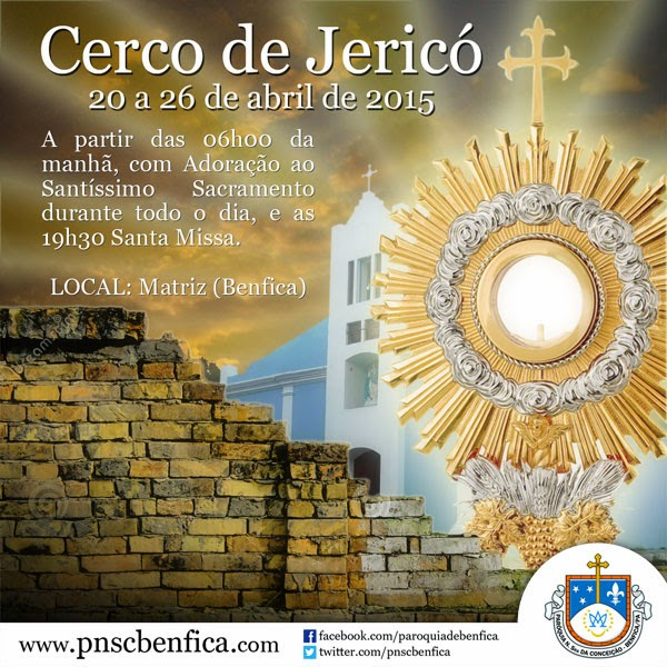 Primeiro Cerco de Jericó em Benfica