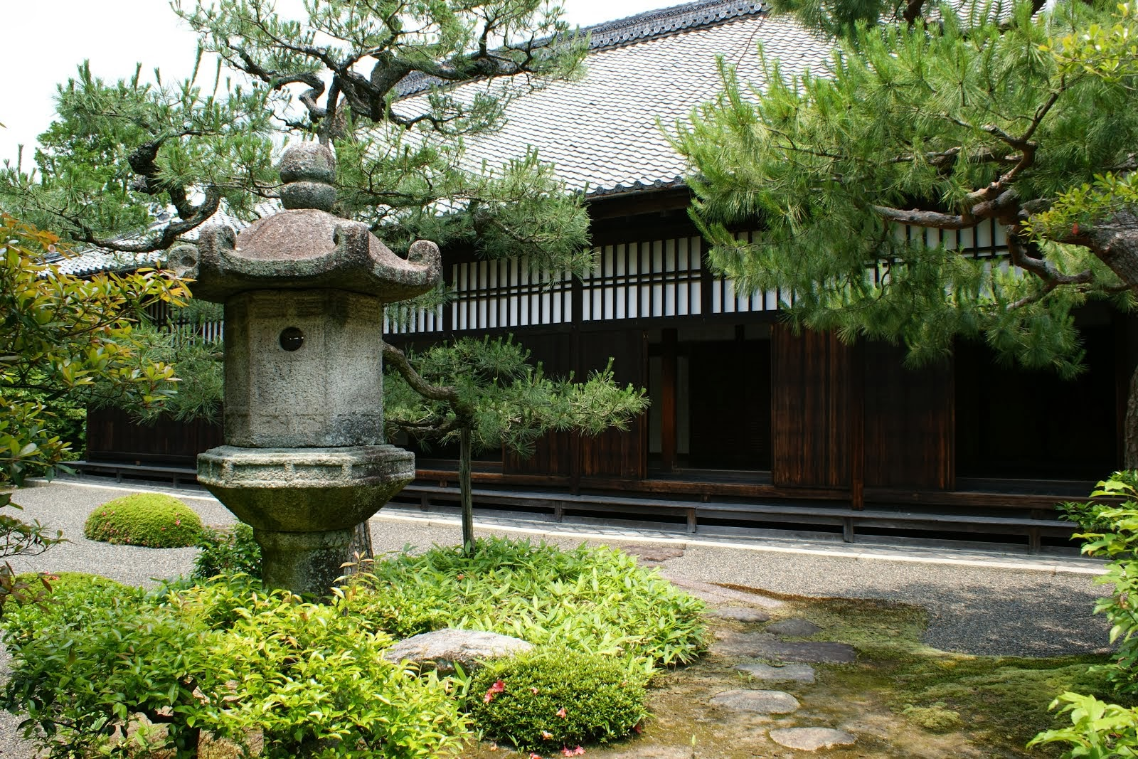 Garden of Shunkoin Temple