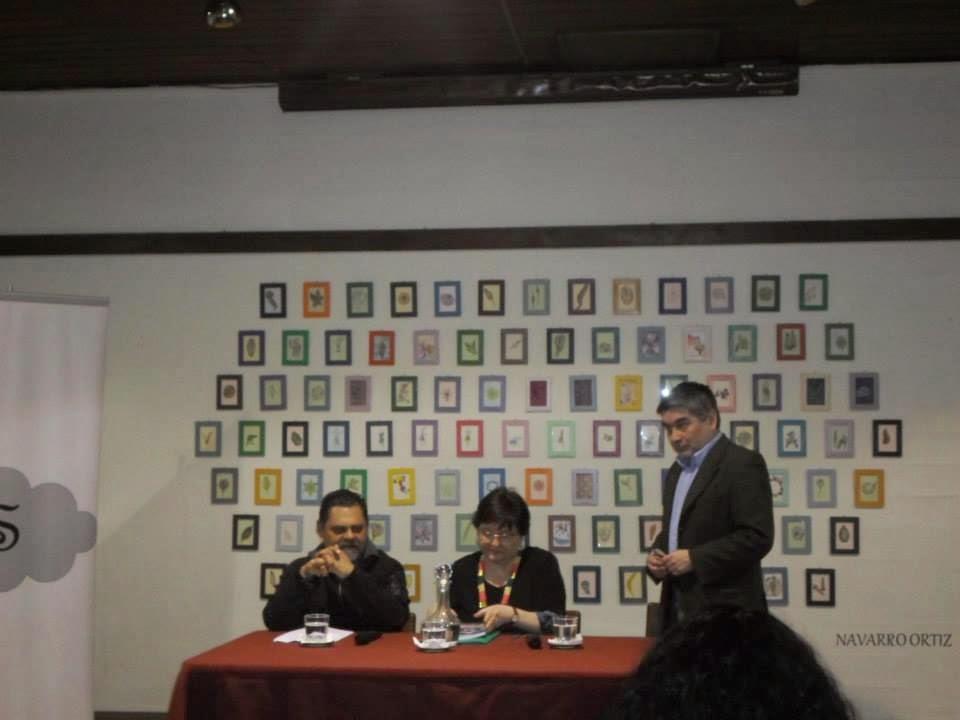 Con Alexis Figueroa Racena