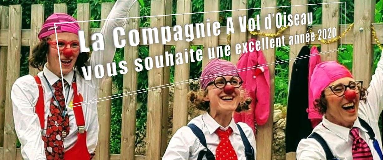La Compagnie A Vol d'Oiseau propose...