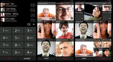 7 dialer app for WP7
