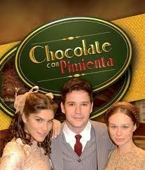 Chocolate con pimienta Capítulo 3