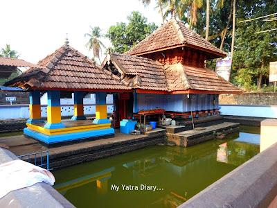 Durga temple, Trichambaram, Kannur- Kerala