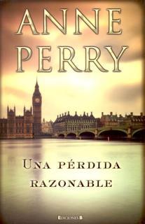 Una pérdida razonalbe - Anne Perry [Multiformato | Español | 9.45 MB]
