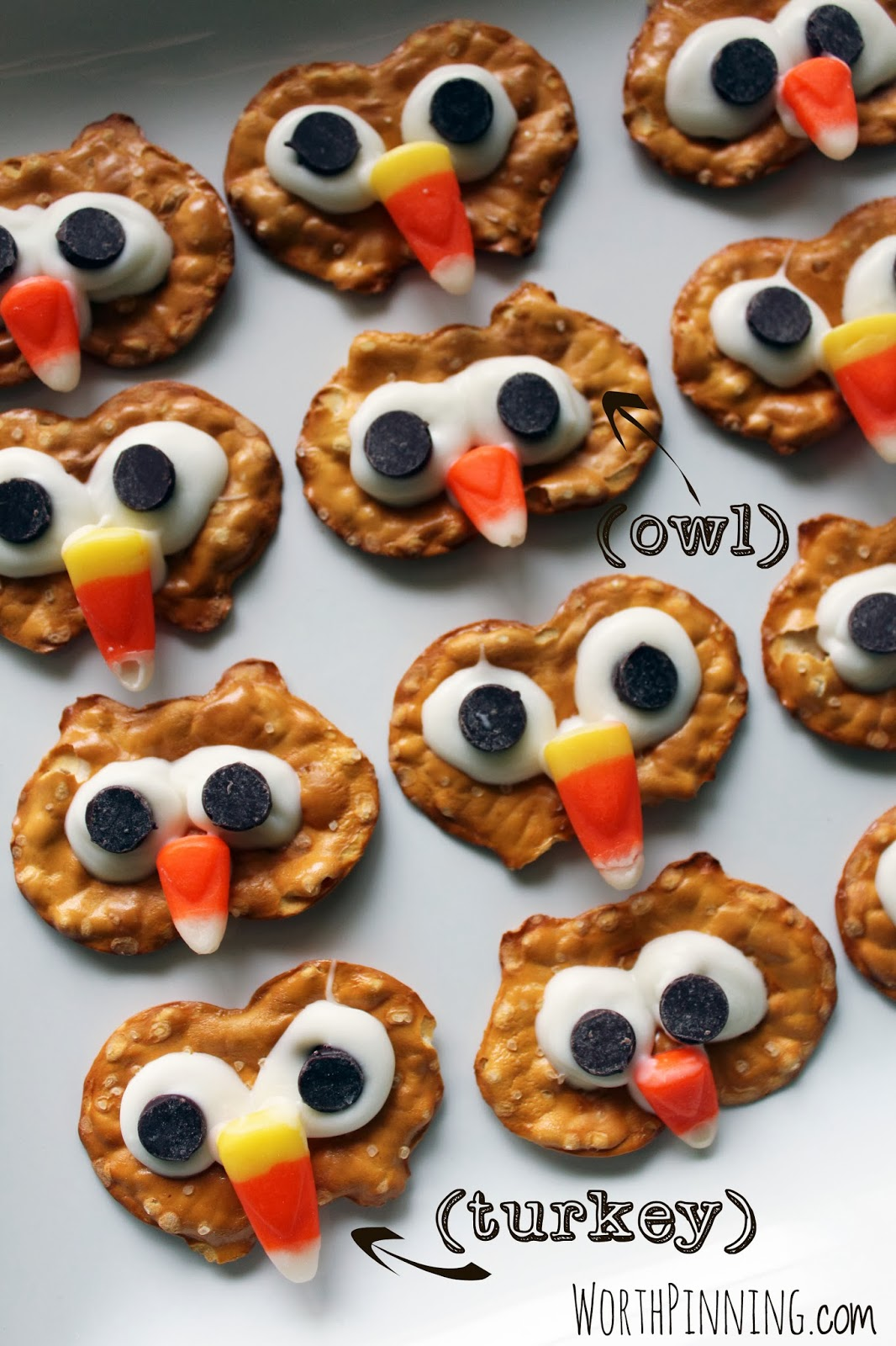 Candy Turkey Crafts Ideas