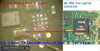 Solusi Perbaikan Nokia N Gage QD mmc