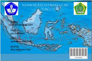 Info Cara Mencari NRG (Nomor Registrasi Guru) - Kabar Guru