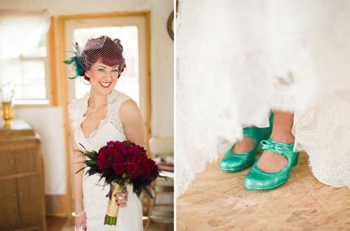 zapatos novia boda