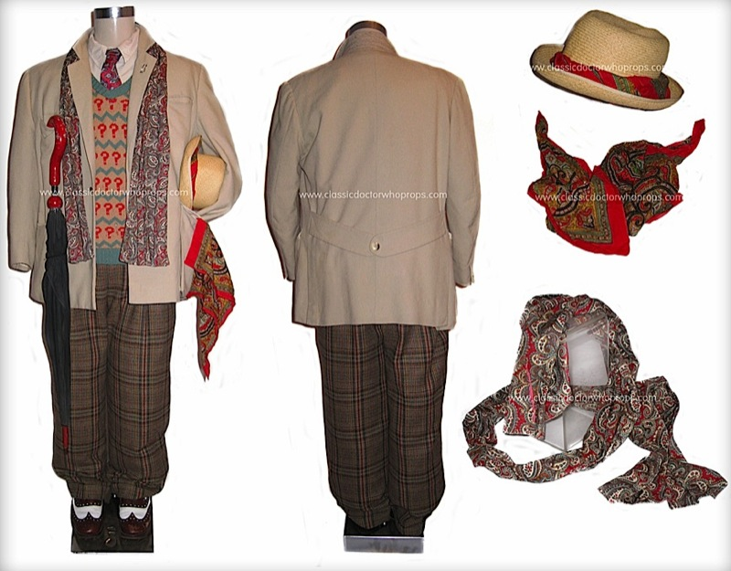 Making My 7th Doctor Costume