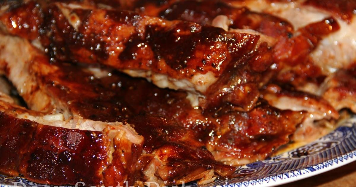 Pork spare ribs recipes in the oven