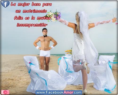 Imágenes bonitas de matrimonio con frases - Imagenes de Amor Facebook
