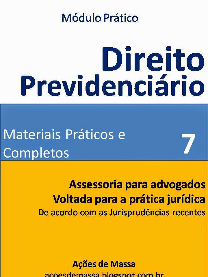 Módulo Previdenciário