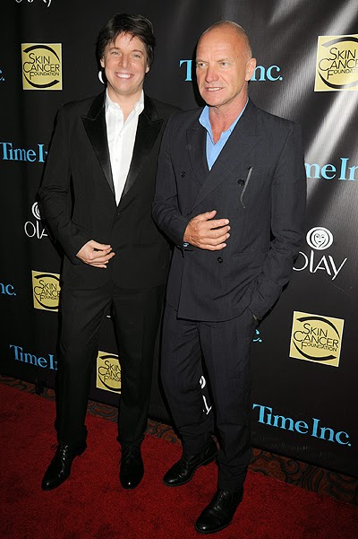 Joshua Bell, and Sting