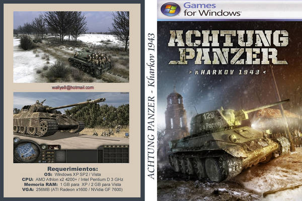 [4share] Achtung Panzer: Kharkov 1943 + Operation Star