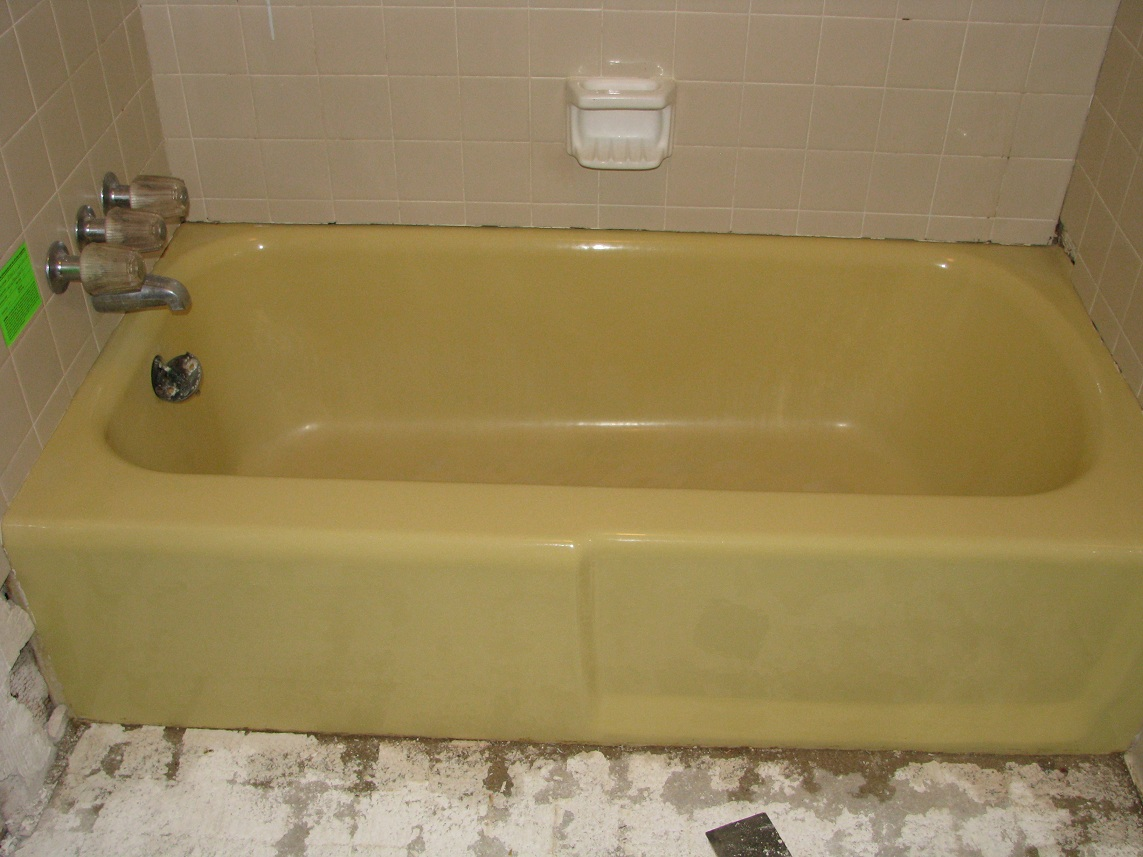 This Old Ugly House Bathtub Magic