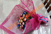 Hand Boquet Chocolate