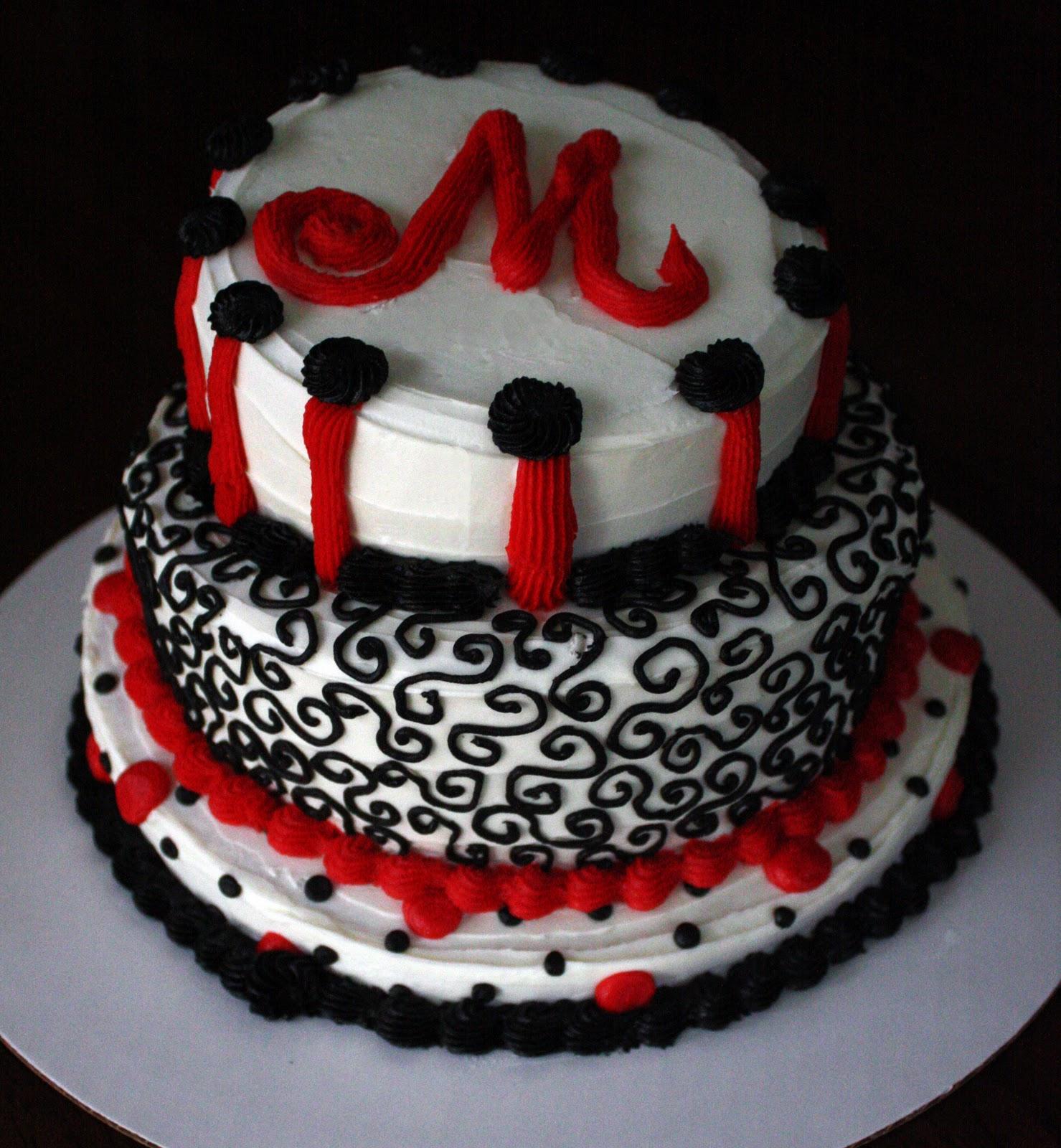 Straight To Cake Grandmas 76th Birthday Cake