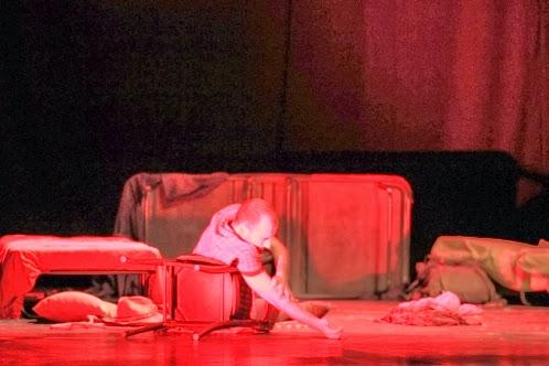 Spettacoli di Teatro a Milano: Una stanza al sud, fino al 9 dicembre 2013